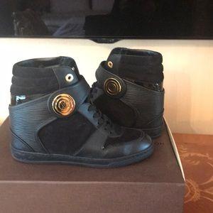 f2c3409a12e0 Louis Vuitton Shoes - Louis Vuitton Sneaker Wedges